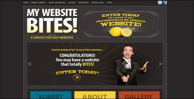 My Website Bites