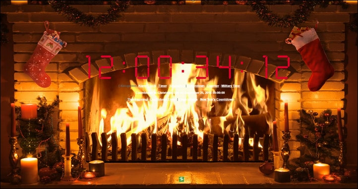 6 Merry Christmas Countdown Timers To Cheer Up Your Visitors In 2016
