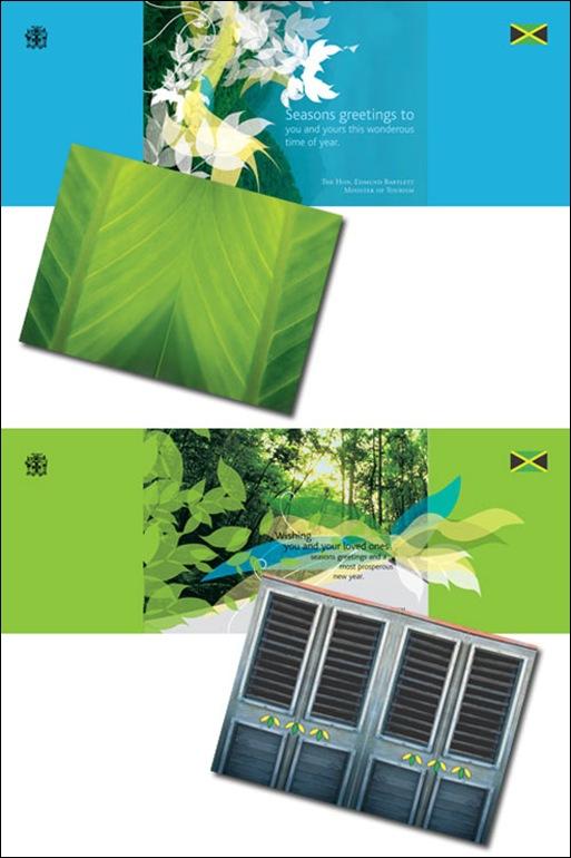 Christmas Card for jamaica