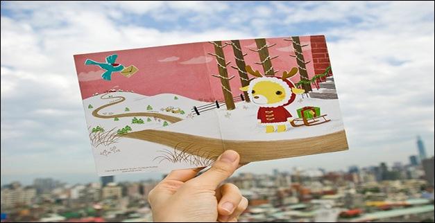 Holiday-Notecard