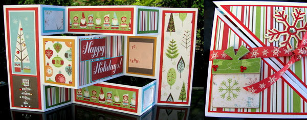 20+ Creative Christmas Cards for Inspiration