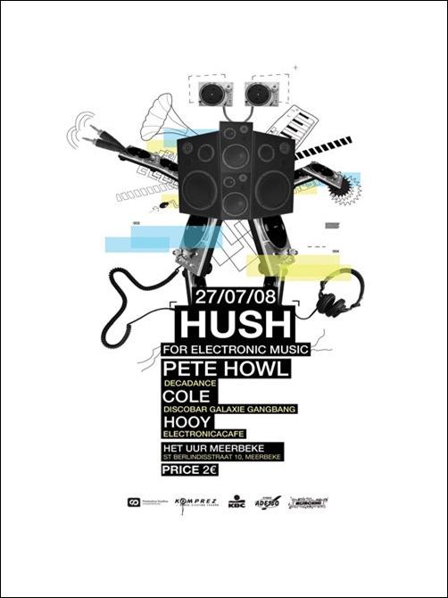 flyer-design-hush