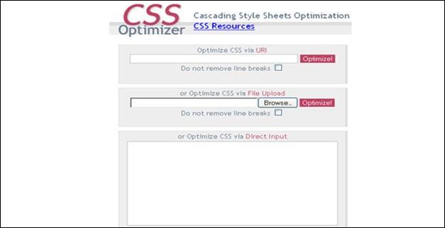css optimizer