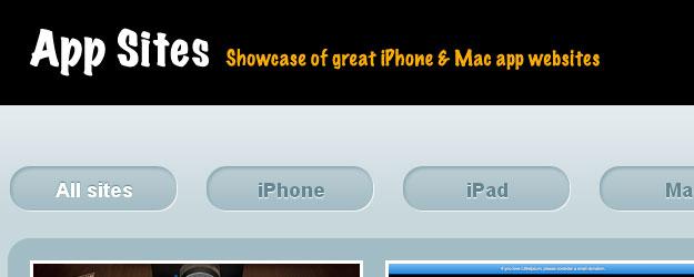 App Sites