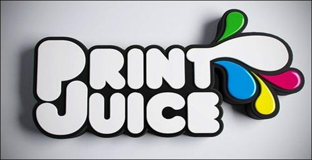 print juice