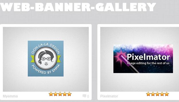 Web Banner Gallery