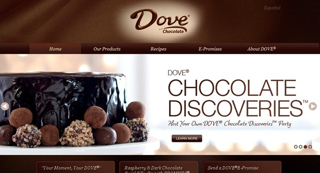 45 Sweet And Mouthwatering Chocolate Website Showcase Tripwire