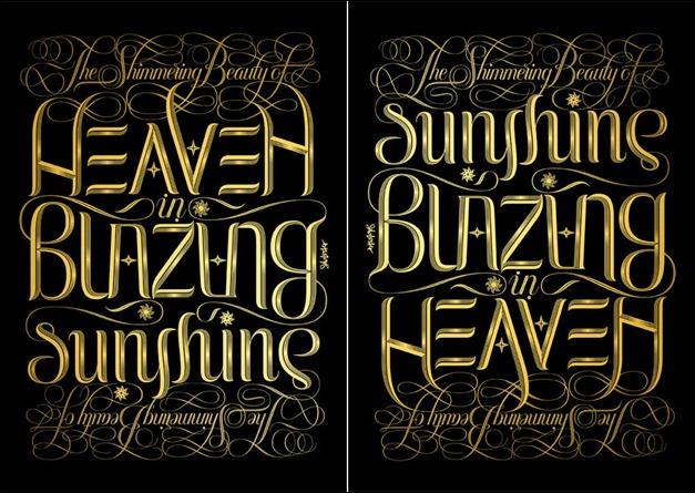 Heaven Blazing Sunshine