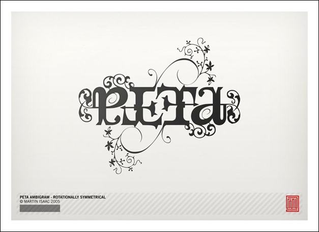 50 Awesome Ambigram Generator And Examples Tripwire Magazine