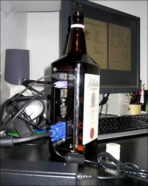 Bottle CPU