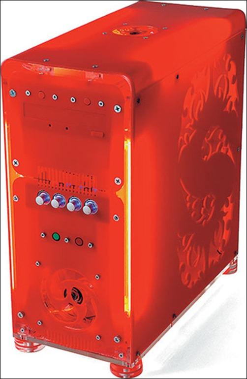 Burning Red Hot