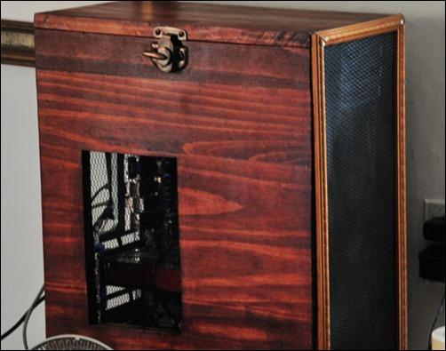 New Case Wood