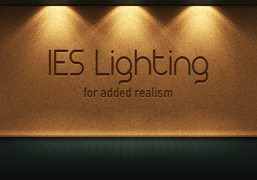 IES Lighting Effects
