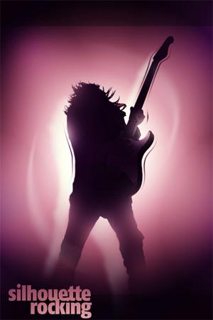 Rocking Silhouette