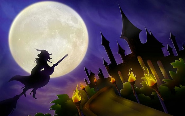 Halloween Witche