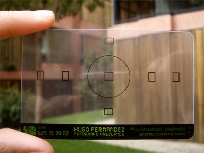 Photo Overlay Card