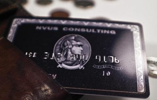 Fake Credit Card