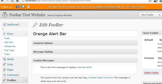 foobar-wordpress-notification-bars