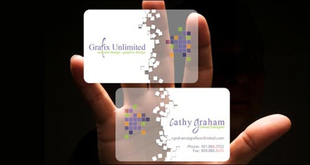 Grafix Unlimited Business Cards