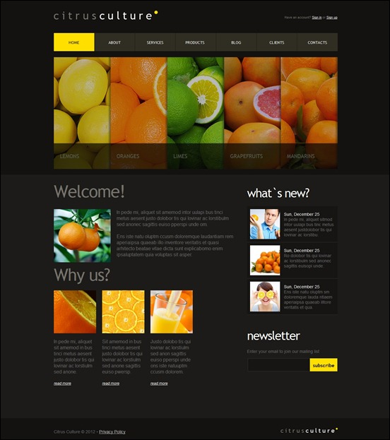 citrus-culture