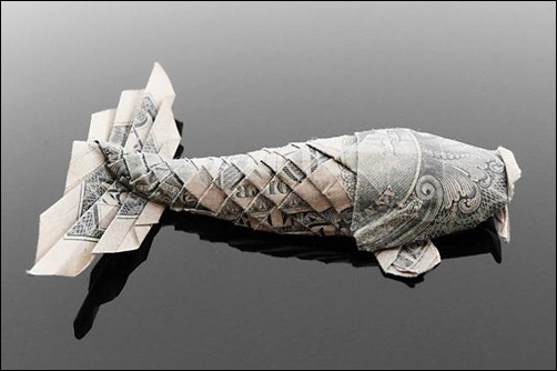 dollar-bill-koi