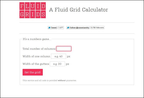 fluid-grid-calculater
