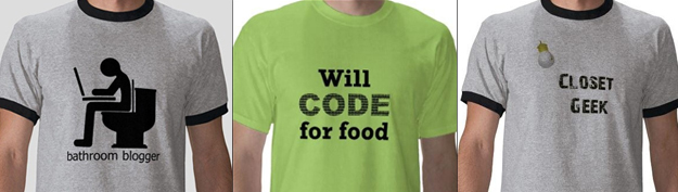 60 Cool and Creative Geeky T-Shirts For Your Inspiration