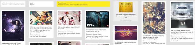 30+ Great Examples of Infinite Scrolling Websites