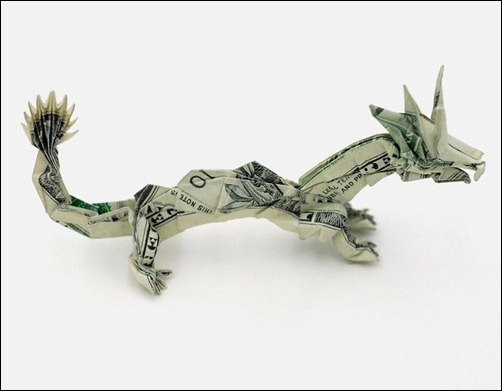 money-dragon