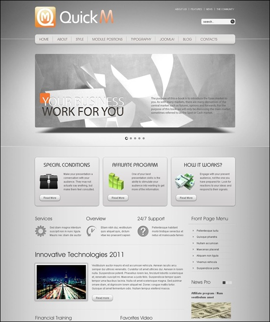 quick-M-joomla-2.5-template