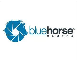 Blue Horse Camera