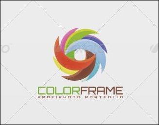Color Frame Logo