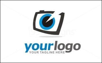 Fun photography logo