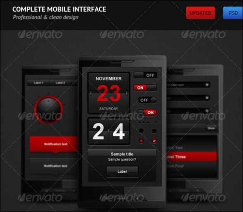 complete-mobile-interface