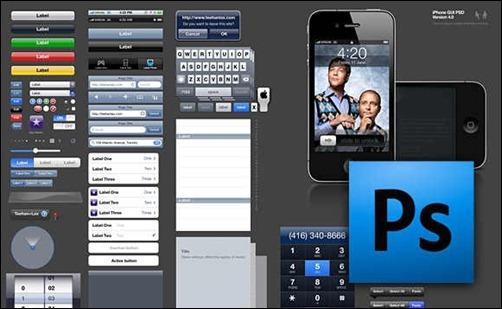 iphone-4-gui-psd