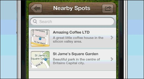 iphone-app-interface