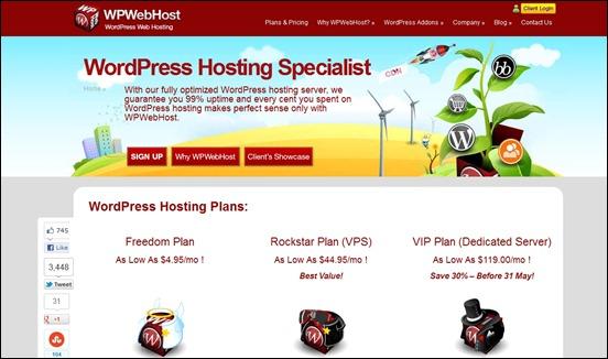 wp-webhost