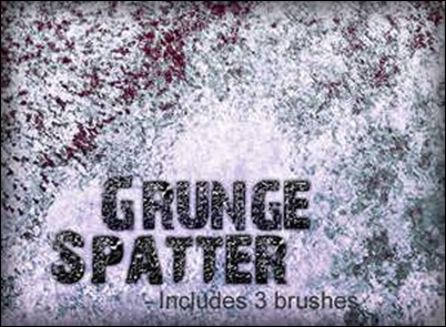 grunge-splatter