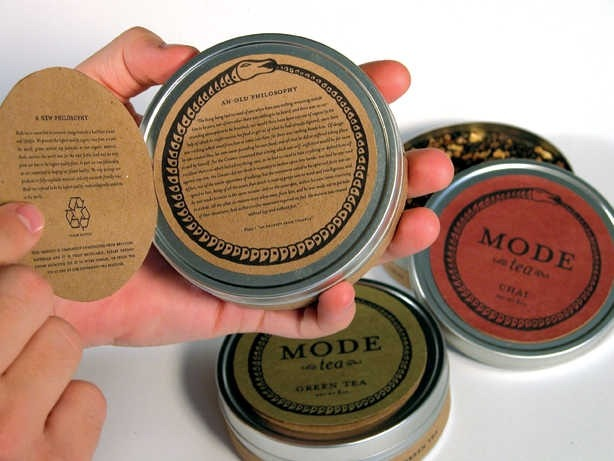35 Recyclable And Eco Friendly Packaging Designs For