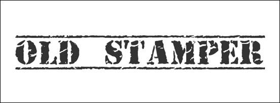 old-stamper