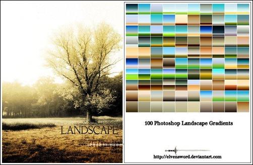 photoshop-landscape-gradients