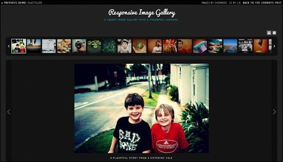 responsive-image-gallery