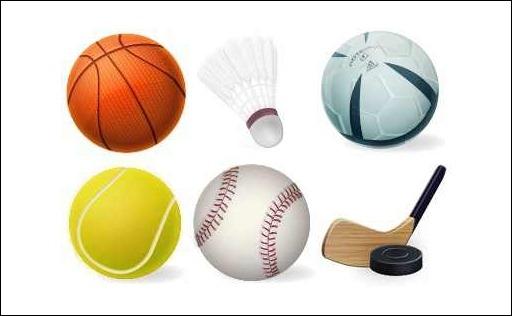 sports-icons-set
