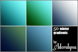 winter-gradients