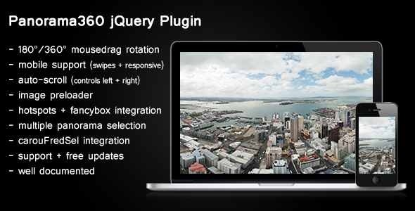 15 jQuery 360 Degree Image Rotation Plugins | Tripwire Magazine
