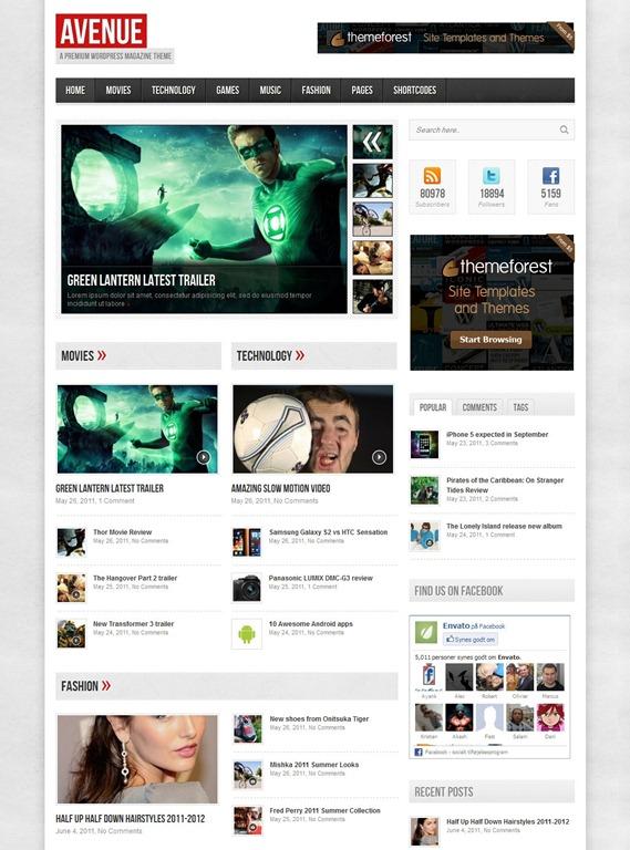 30+ Great WordPress Review Themes | Tripwire Magazine