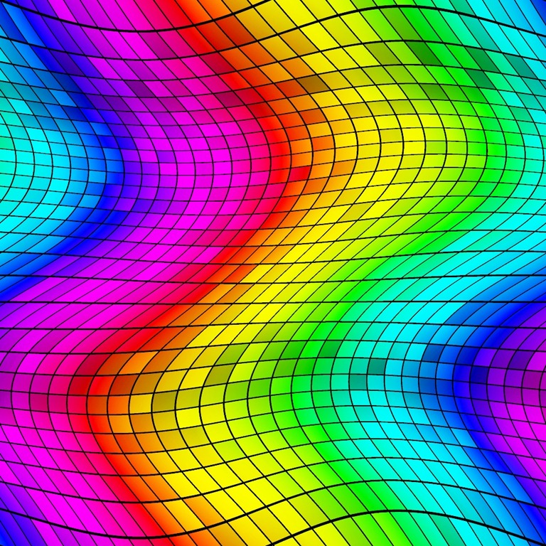 40 Great Rainbow Textures Patterns And Backgrounds Tripwire Magazine Best Rainbow Pattern