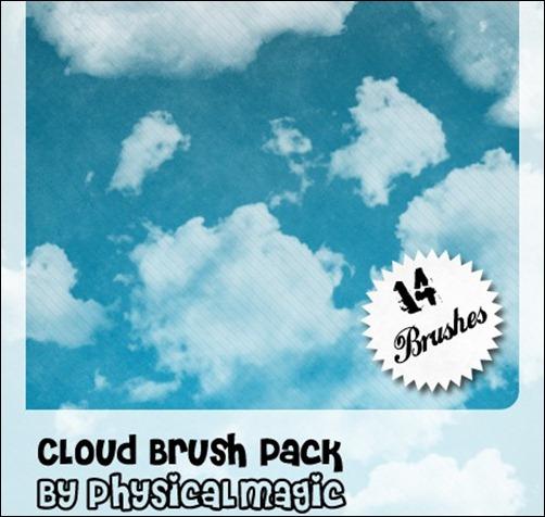 cloud-brush-pack