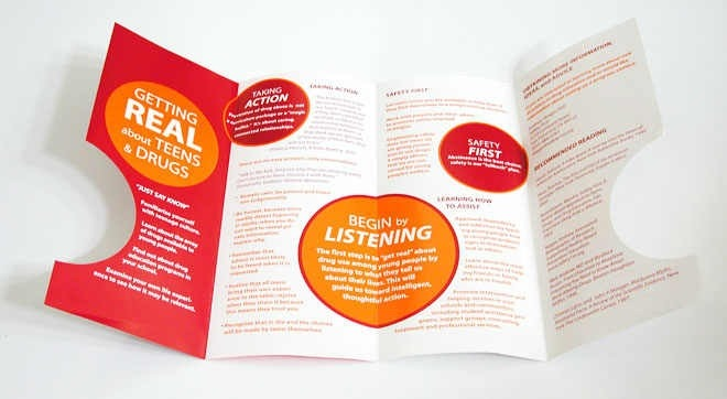 30 creative die cut brochure designs for inspiration tripwire magazine