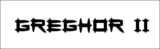 greghor-ii